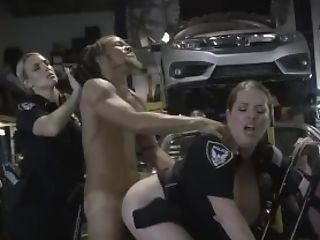 Blonde Gym Chop Shop Possessor Gets Shut Down
