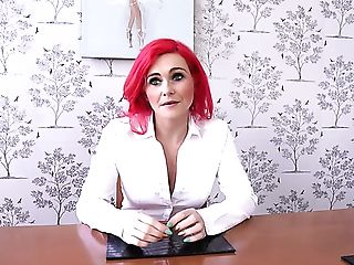 Ardent Bright Uk Nymphomaniac Spreads Gams And Kittles Her Poon...