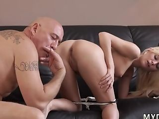 Teenage Doll Rectal Faux-cock And Russian Studying Horny...