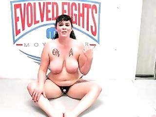 Mummy Cat Fight And Nude Porno With Johnny Starlight And Jenevieve...