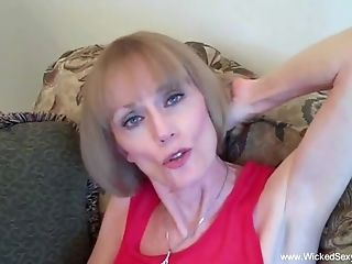Fledgling Granny Takes A Messy Internal Cumshot In Her Ancient...
