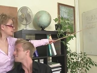Office Hot Bang-out With Sexy Big Globes Matures Manager