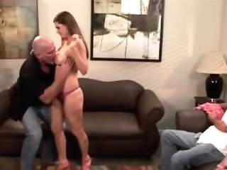 Married Allison Gets Fucked