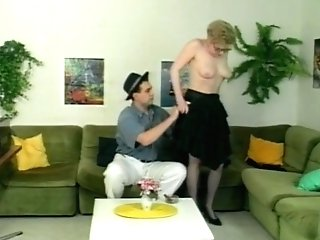 German Matures Pissing
