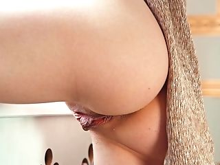 School-elderly Honey Takes Her Clothes Off And Starts Fondling...