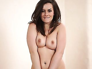 Lusty Uk Nymphomaniac Charlie Rose Flashes Not Only Her Booty But...