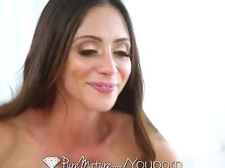 Puremature Big Rack Mummy Fucked With Messy Facial Cumshot