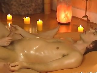 Making His Penis Relieve Rubdown