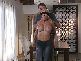 Mansion Heating Bounty - Steve Holmes And Alexis Fawx