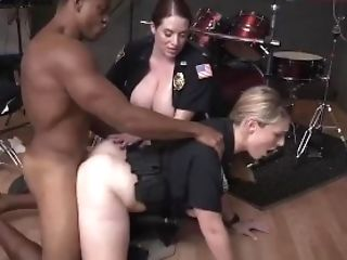 Sandy-haired Brown-haired Teenage Threesome Xxx...