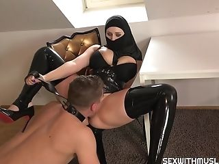 Angel Wicky Procreation With Her Sub