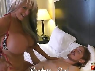 Faux Humungous Tit's Mommy Sally - Mummy Pornography