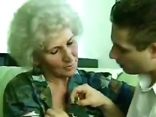 67 Years Old Oma Matures Granny