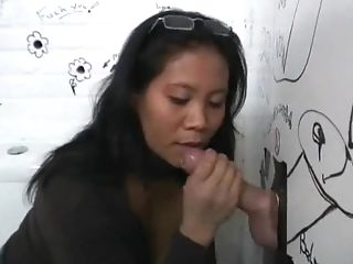 Asian Wifey Gets A Surprise!