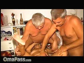 Omapass Grandmas Playing With Fucktoys Compilation