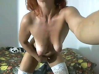 Horny Old Bitch With Excellent Humid Monstercunt