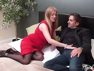 Agedlove Big-chested Matures Seduced By Horny Detective