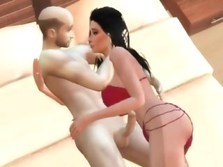 Sims Four Fucking With The Best Sex Industry Star In Simsexcity...