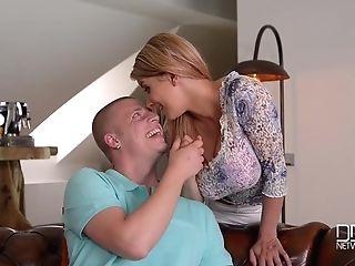 Katerina Hartlova Big-boobed Housewife Pornography Clip