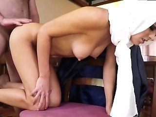 Arab School Woman Fucked Very First Time Thirsty