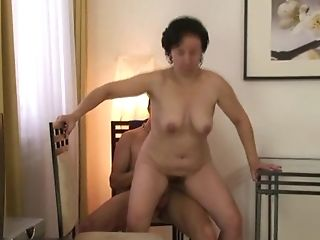 Home For Matures Fuck-fest