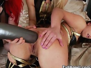 Exotic Adult Movie Star Proxy Paige In Finest Assfuck, Blonde...