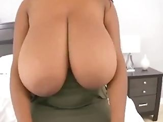 Gorgeous Black Cougar Point Of View