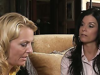 Indeed Lovely Lezzie India Summer Is Blessed To Masturbate Slit Of...