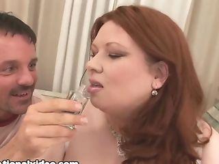 Anne Marie Bbw Ginger-haired Honey Porno Vid