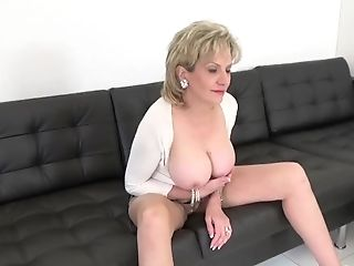 Aunt-in-law Lady Sonia Making A Special Movie Just For You