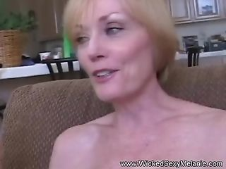 Here Is A Movie From The Shocking Wicked Sexy Melanie Just For You...