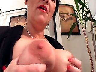 nutting with a hot mature mummy