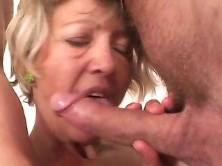Hot Orgasm With Matures Mega-slut Chick