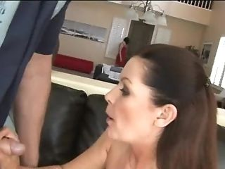 Mom Shows Nubile Lovemaking And Jism Interchange