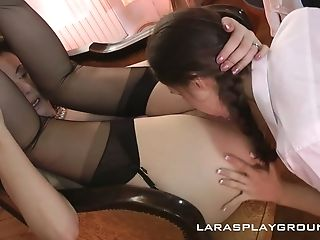 Yummy Nubile Diana Dolce Is Having Very First Girl/girl Orgy With...