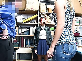 Horny Nymphomaniac Christy Love Provides Dirty Cop With A Terrific...