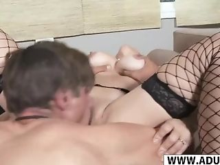 Beautiful Step-mom Calliste Suck Hard Youthfull Step Sonnie