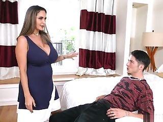 I Fucked My Big Tits Stepmom Ava Addams