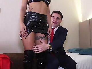 Susy Gala Hot Mummy Female Domination Pornography Clip