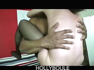 Laure A Cougar Dark Haired Loves Big Spear