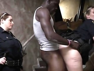 Big Black Cock Barbie Bimbo Maker Two And Black-haired Cougar