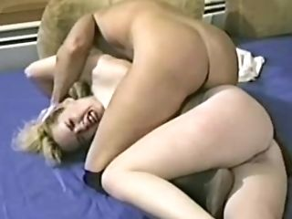 Matures Bitch Fighting With Her Hubby