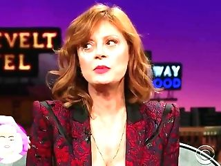 Susan Sarandon Cleavage