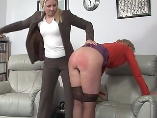 Mummy Spanks Mummy