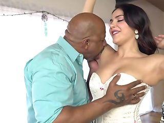 Valentina Nappi Crazy Interracial Pornography Vid