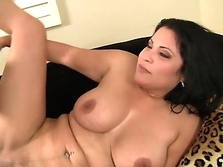Big-chested Step-mom Sophia Lomeli Loves Youthfull Dick