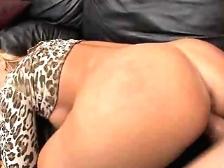 Big Booty Blonde Mummy Fucked