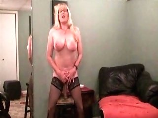 My Mummy Exposed Buxomy Unexperienced Matures In Stockings Orgasm