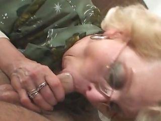 Youthfull Dude Fucks Hot Granny Hard