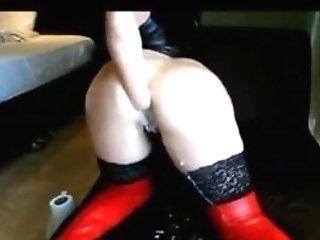 Hot Mummy Ass-fuck Fistfuck. Nicolle From Dates25.com